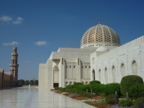 Sultan Qaboos Mosque (da)