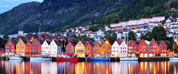 Bergen, Norway Featured (Shutterstock.com)