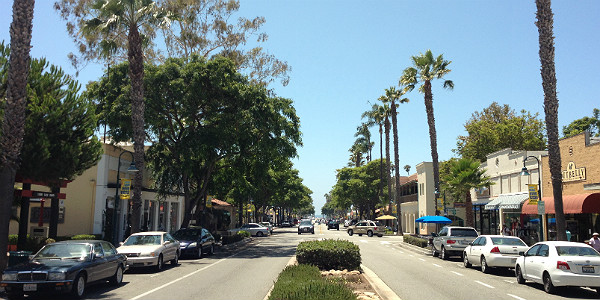 Downtown Carpinteria (Michelle Erickson)