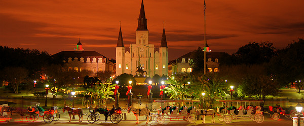 Jackson Square, New Orleans Featured (Shutterstock.com)
