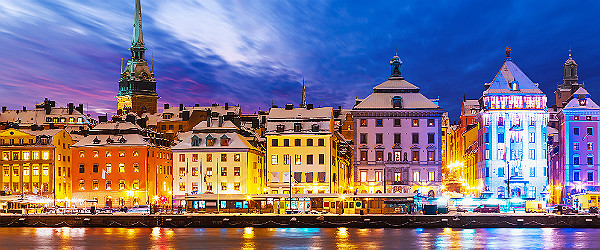 Old Town (Gamla Stan) in Stockholm Featured (Shutterstock.com)