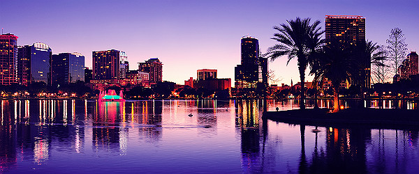Orlando Downtown Skyline Featured (Shutterstock.com)