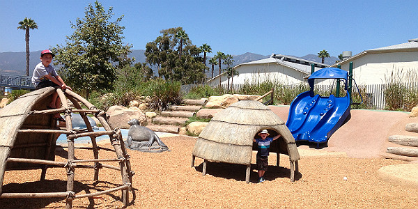 Park in Carpinteria Cropped (Michelle Erickson)