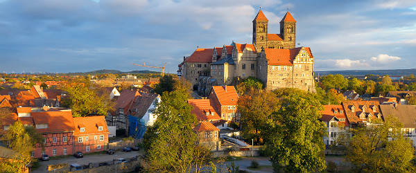 Quedlinburg Castle Featured (Shutterstock.com)