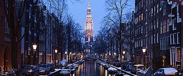 Winter in Amsterdam (Shutterstock.com)