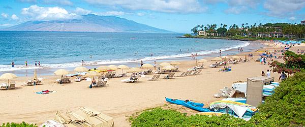 Beach on Maui Featured (Shutterstock.com)