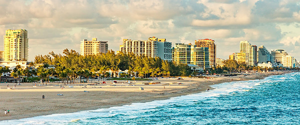 Fort Lauderdale Beach Featured