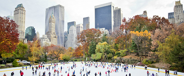 Ice Skating in New York City's Central Park Featured (Shutterstock.com)