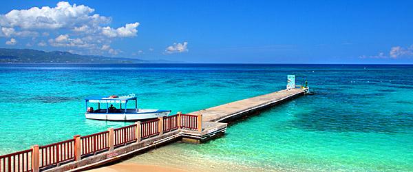 Doctor's Cave Beach Club, Montego Bay, Jamaica Featured (Shutterstock.com)