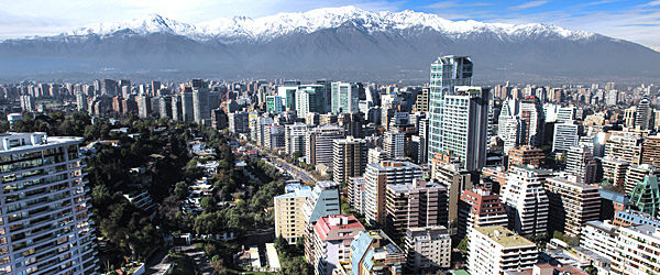 Santiago, Chile Featured