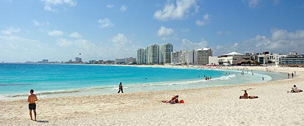 Cancun Beach Featured