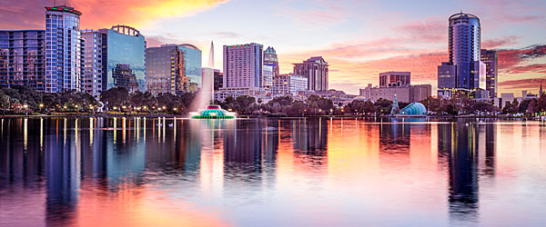 Orlando Skyline (Shutterstock.com)