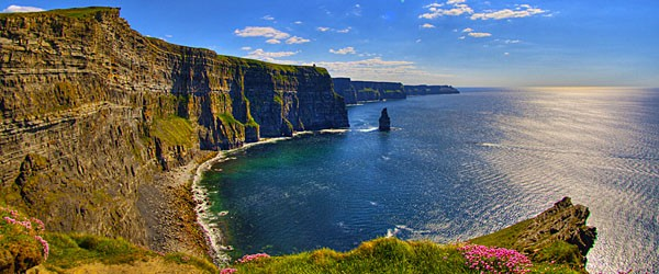 Cliffs of Moher, Ireland Featured (Shutterstock.com)