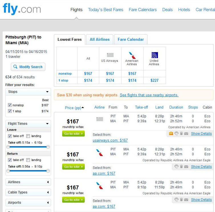 Best deals on flights to orlando florida