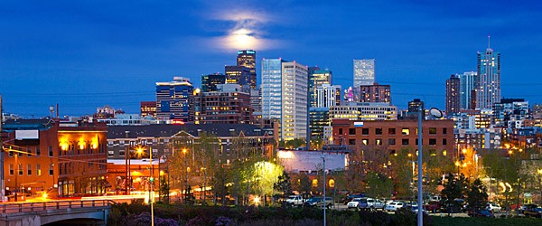 Denver at Dusk Featured (Shutterstock.com)