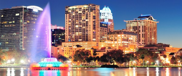 Downtown Orlando Featured