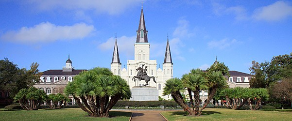 St. Louis Cathedral, New Orleans, Featured (Shutterstock.com)