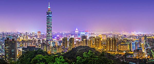 Taipei, Taiwan Featured (Shutterstock.com)