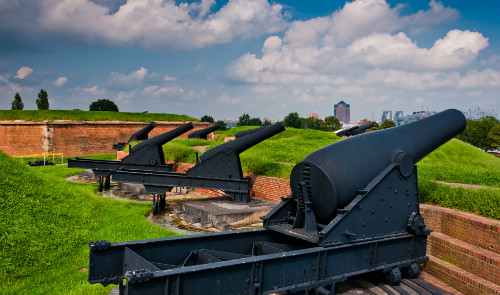 Fort Mchenry Ghost Tour