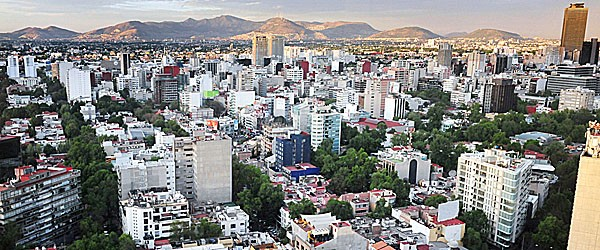 Aerial View of Mexico City Featured (Shutterstock.ccom)
