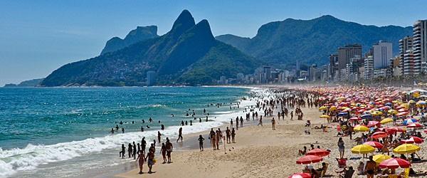Ipanema Beach, Rio de Janeiro Featured  (Shutterstock.com)