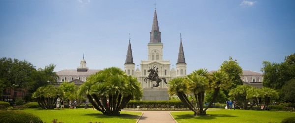 New Orleans _Jackson Square