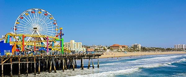 Santa Monica Pier Featured (Shutterstock.com)