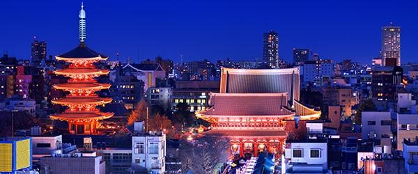 Senso-ji Temple in Asakusa, Tokyo Featured (Shutterstock.com)