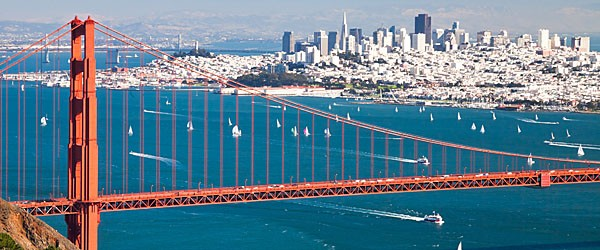 Golden Gate Bridge & San Francisco Featured (Shutterstock.com)