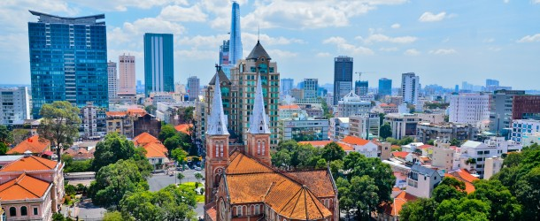 Notre Dame Cathedral, Ho Chi Minh City Featured (Shutterstock.com)