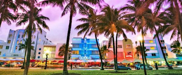 South Beach, Miami (Shutterstock.com)