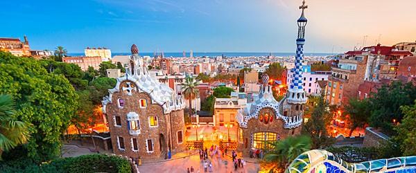 Park Guell, Barcelona Featured (Shutterstock.com)