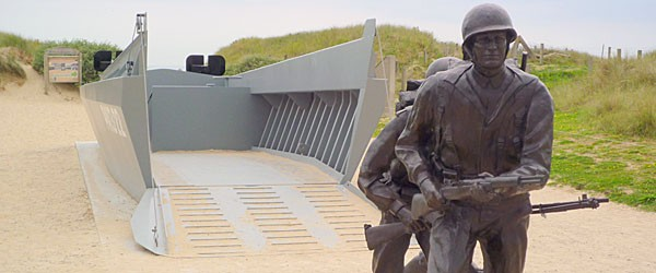 Utah Beach Featured
