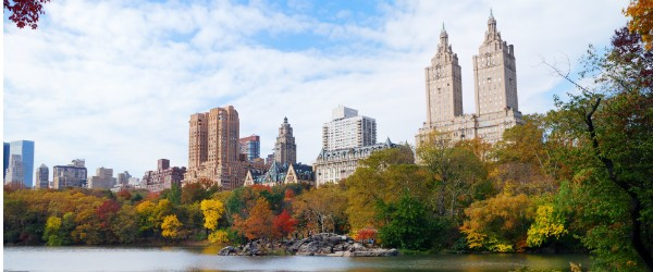 Central Park in Fall, New York City Featured (Shutterstock.com)