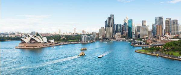 Circular Quay and Opera House, Sydney, Australia Featured (Shutterstock.com)