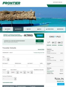 235  Chicago to Punta Cana, D.R., Nonstop R/T  Fly.com Travel