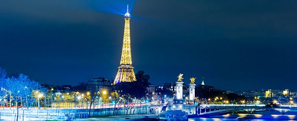 Paris at Night Featured (Shutterstock.com)