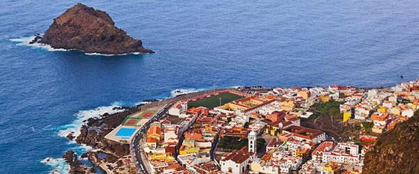 Tenerife Island Featured