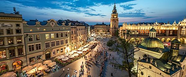 336 Nyc To Krakow Poland R T Fly Com Travel Blog