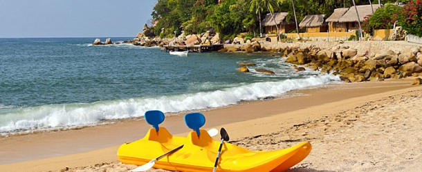 Beach in Yelapa, Puerto Vallarta Featured (Shutterstock.com)