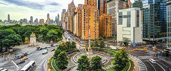 Columbus Circle, New York City Featured (Travelzoo.com)