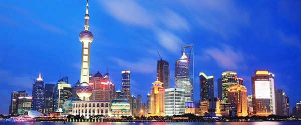 Shanghai at Night Featured (Travelzoo)