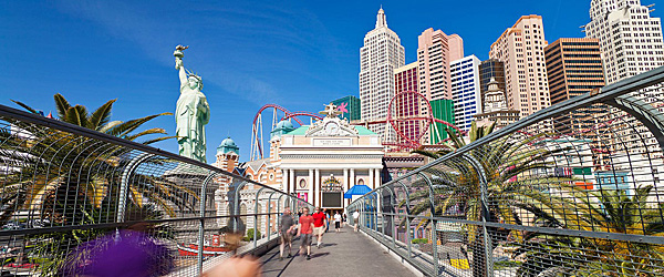 Las vegas package deals from msp