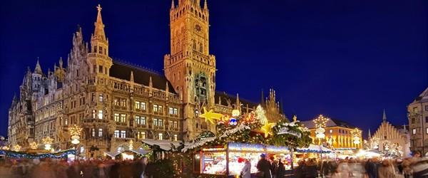 Munich Christmas Market Featured (Travelzoo)