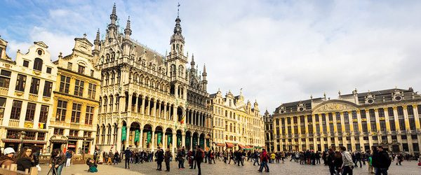 Grand Place, Brussels (Travelzoo)