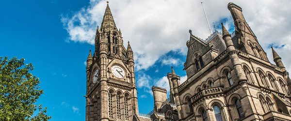 Manchester Town Hall, England Featured (Travelzoo)