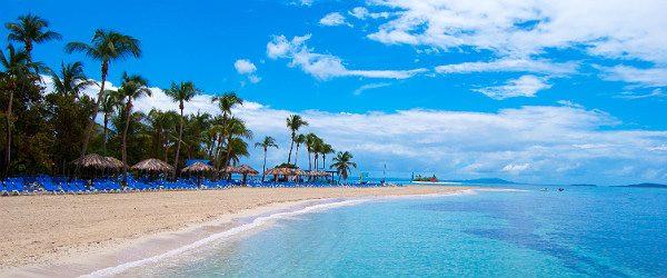 Palomino Island, Puerto Rico (Shutterstock.com)