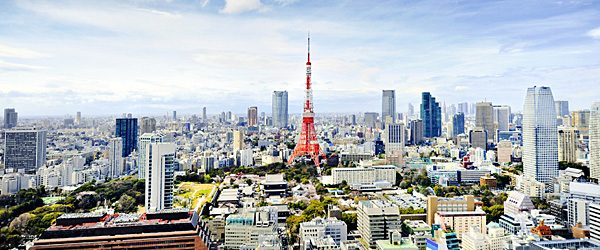 Summer in Tokyo Featured (Travelzoo.com)